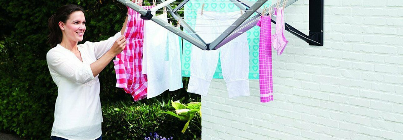 Retractable Rotary Washing Lines